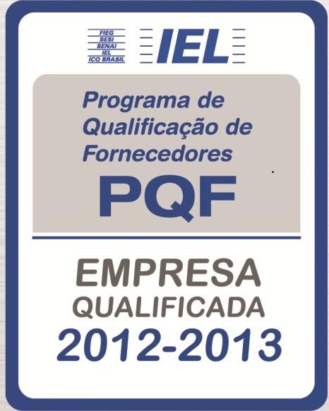 Selo certificação
